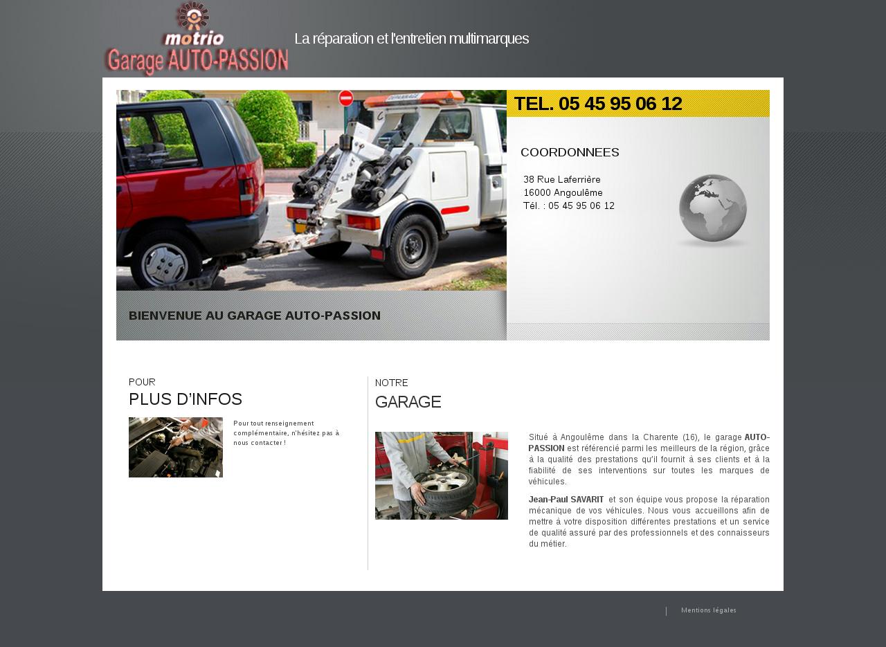 Services de d pannage 16 for Garage allo service auto sonnaz
