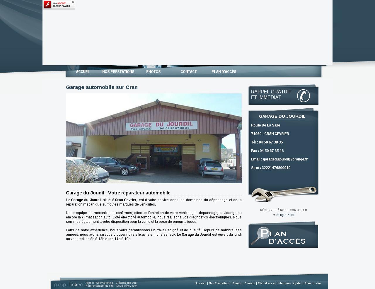 Services de d pannage 74 for Garage auto annecy