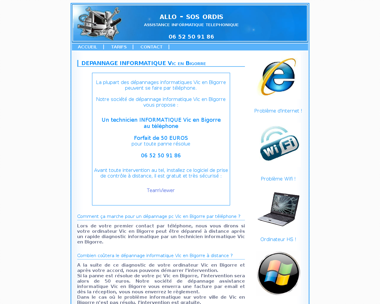 technicien informatique 06