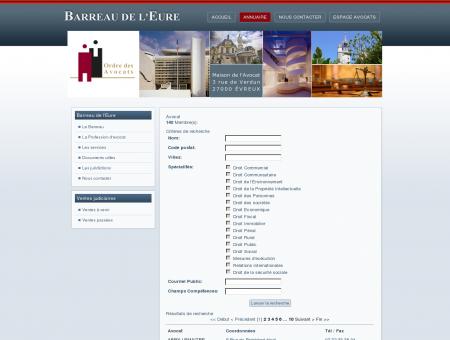 Avocat - Accueil - Ordre des avocats - Barreau...