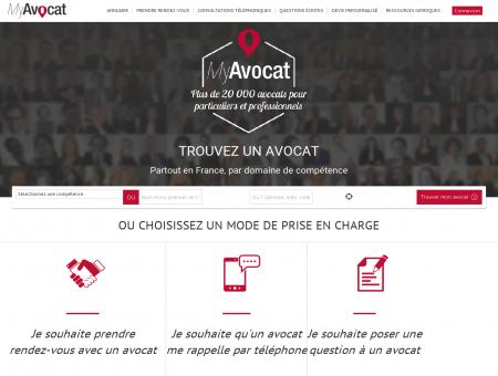 Trouvez un avocat, partout en France, par...