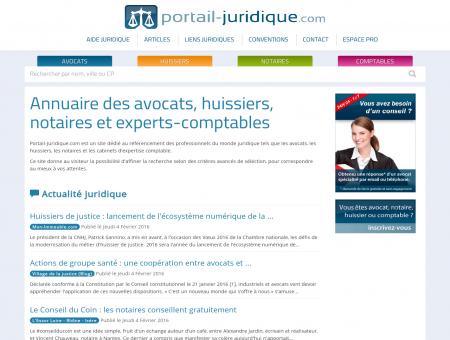 Portail Juridique : Annuaire des avocats,...