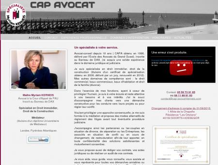 CAP AVOCAT