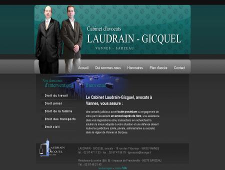 Avocat Vannes, Cabinet d'avocat LAUDRAIN -...