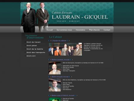Maitre Laudrain, Avocat - Vannes, Morbihan,...