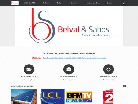 Belval & Sabos - Avocat à Dunkerque