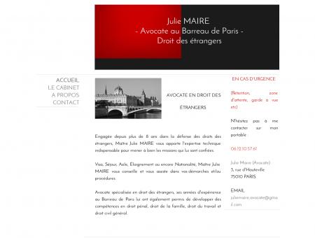 Avocat spécialisé droit des étrangers à Paris -...