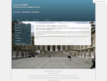 Laurent FELDMAN Avocat à la Cour d'Appel de...