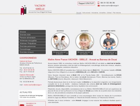 Cabinet Vachon-Sibille - Avocat divorce Douai,...