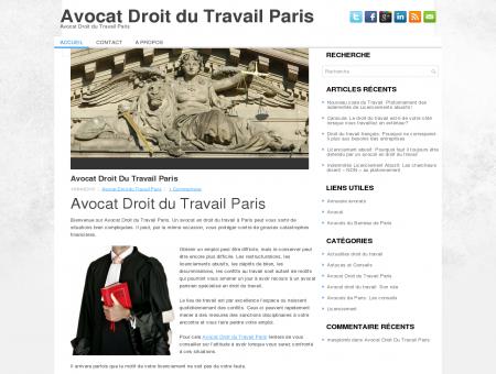 Avocat Droit Du Travail Paris | Les meilleurs...