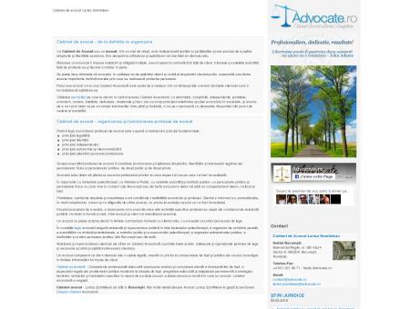 Cabinet de Avocat Bucuresti - Avocatura Bucuresti - avocat ...
