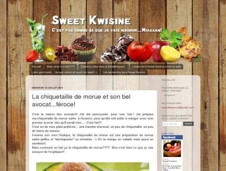 Sweet Kwisine: La chiquetaille de morue et son...