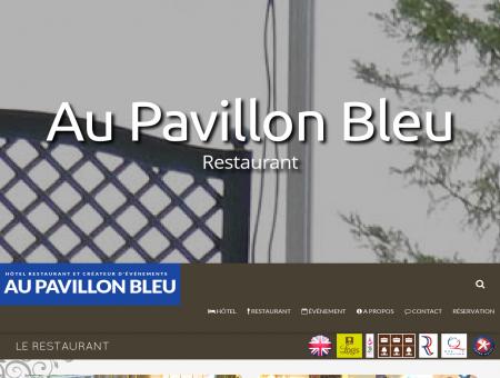 AU PAVILLON BLEU - RESTAURANT