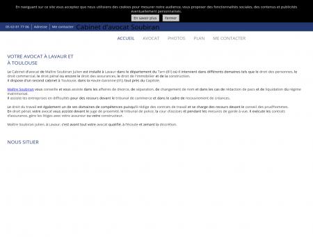Cabinet d'avocats Soubiran à Toulouse et à...