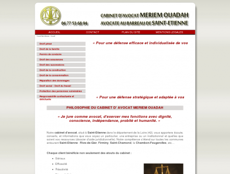 Avocat Saint-Etienne : divorce, licenciement,...