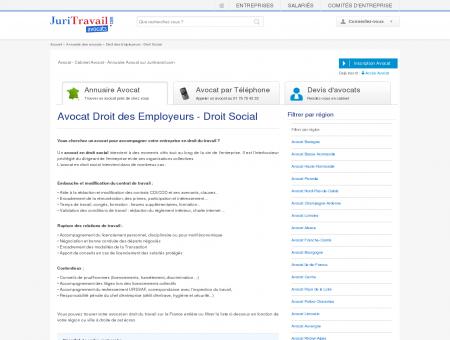 Avocat Droit des Employeurs - Droit Social