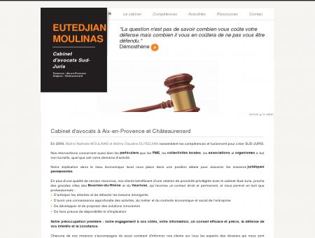 EUTEDJIAN MOULINAS - Cabinet d'avocats...