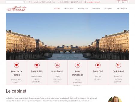 Aurélie ARM Avocat | Cabinet d'Avocat...