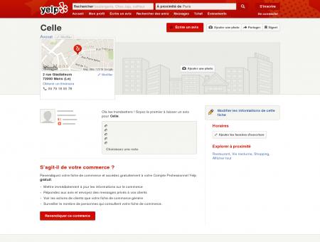 Celle - Avocat - Mans (Le), Sarthe - Yelp