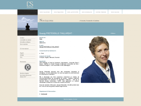 DS Avocats : avocat en droit international -...