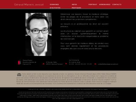 Bienvenue sur Géraud Manein, avocat | Géraud...