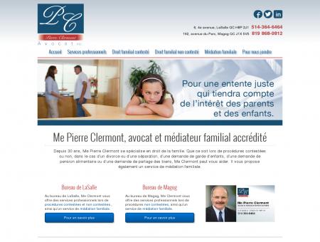 Pierre Clermont, avocat et médiateur familial |...