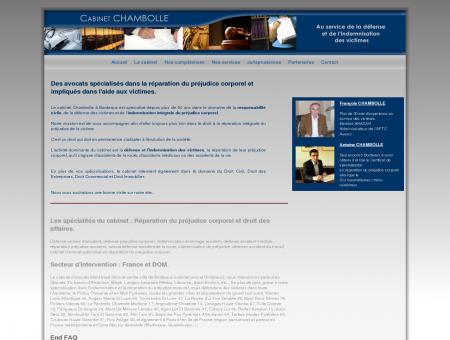 Avocat Bordeaux défense accident et...