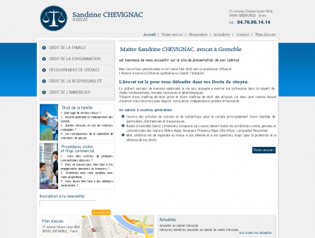Avocat Grenoble, avocat Isère (38), Maître...