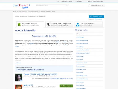 Avocat Marseille BOUCHES DU RHONE -...