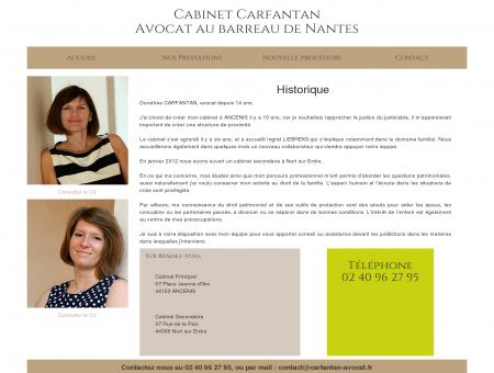Accueil - Cabinet d'avocat Loire-Atlantique