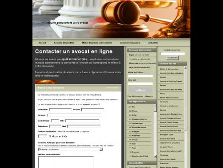 Consultation gratuite Avocat - Avocat en...
