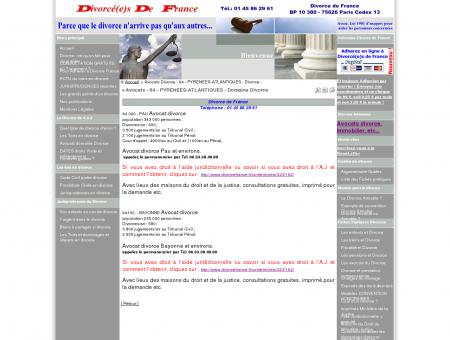 Divorce France - Le Portail du Divorce -...