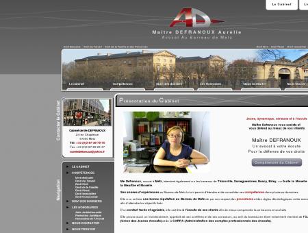Avocat Metz - avocat Thionville- Cabinet...