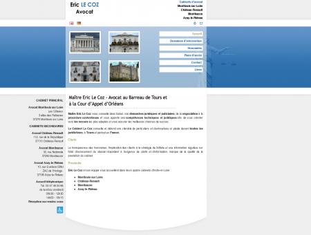 Avocat - Tours 37 - Droit des affaires, social,...