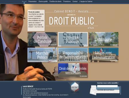 Avocat à Tours - Droit public, administration,...