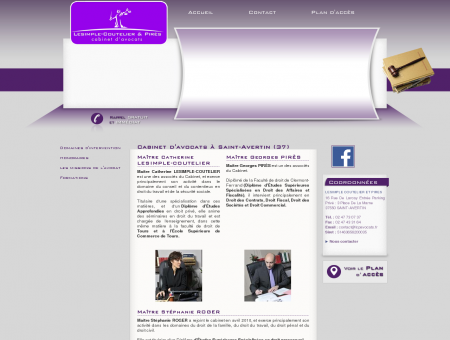 Avocat, Conseil avocat - Indre-et-Loire (37) |...