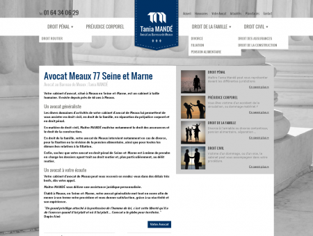 Avocat 77, Avocat Seine et Marne 77, Avocat...