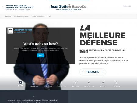 Avocat Spécialisé en Droit Criminel au Québec ...