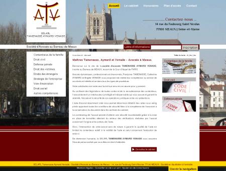 TAV - Avocat au Barreau de Meaux, Seine-et...