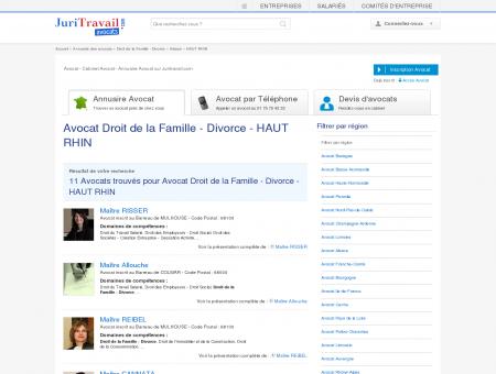 Avocat Droit de la Famille - Divorce - HAUT...