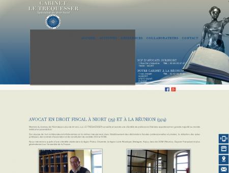 Avocat en droit fiscal Niort - SCP D'AVOCATS...