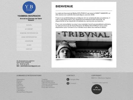 Avocat Saint-Nazaire | Yasmina BOURIACHI |...