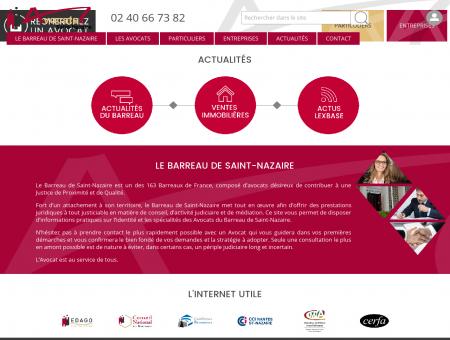 Ordre des Avocats au Barreau de Saint-Nazaire