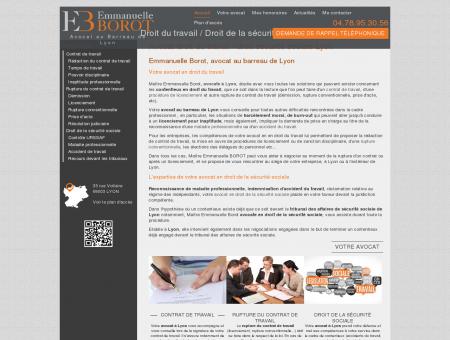 Avocat droit travail, droit sécurité social | Lyon ...