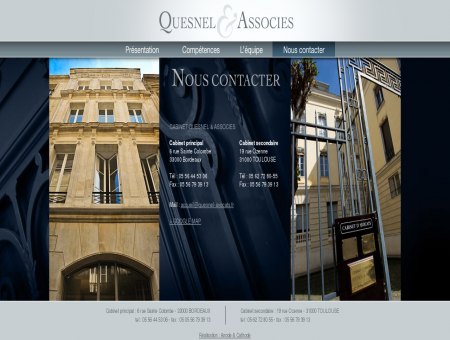 Contacter nos cabinets d'avocats à Bordeaux et...