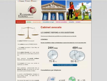 avocat saint-r�my