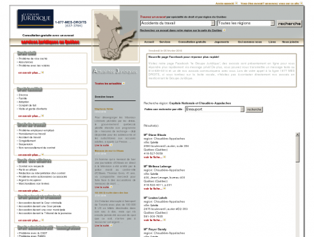 Avocat Service Conseil | Avocats région:...
