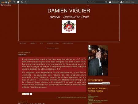 Maître Damien VIGUIER, avocat - Ce site...