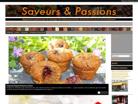 Saveurs et Passions : Gastronomie, Vins,...