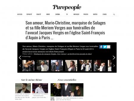 Son amour, Marie-Christine, marquise de...
